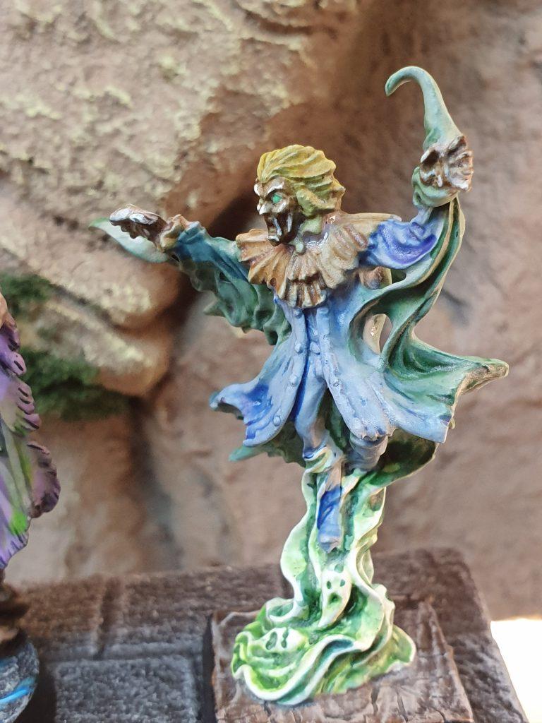 Gauren Necropolis Hero 2 - ReaperMini 14168