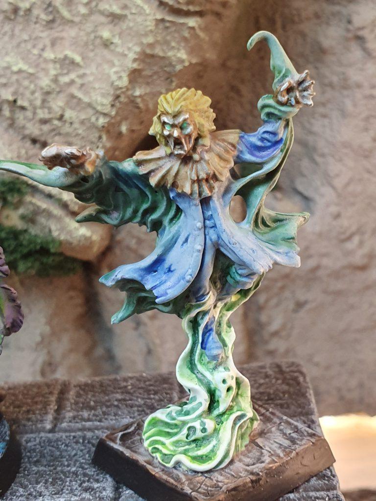 Gauren Necropolis Hero - ReaperMini 14168