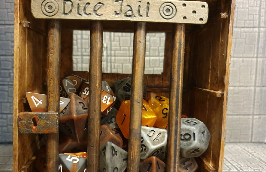 Dice Jail - the Player Helper